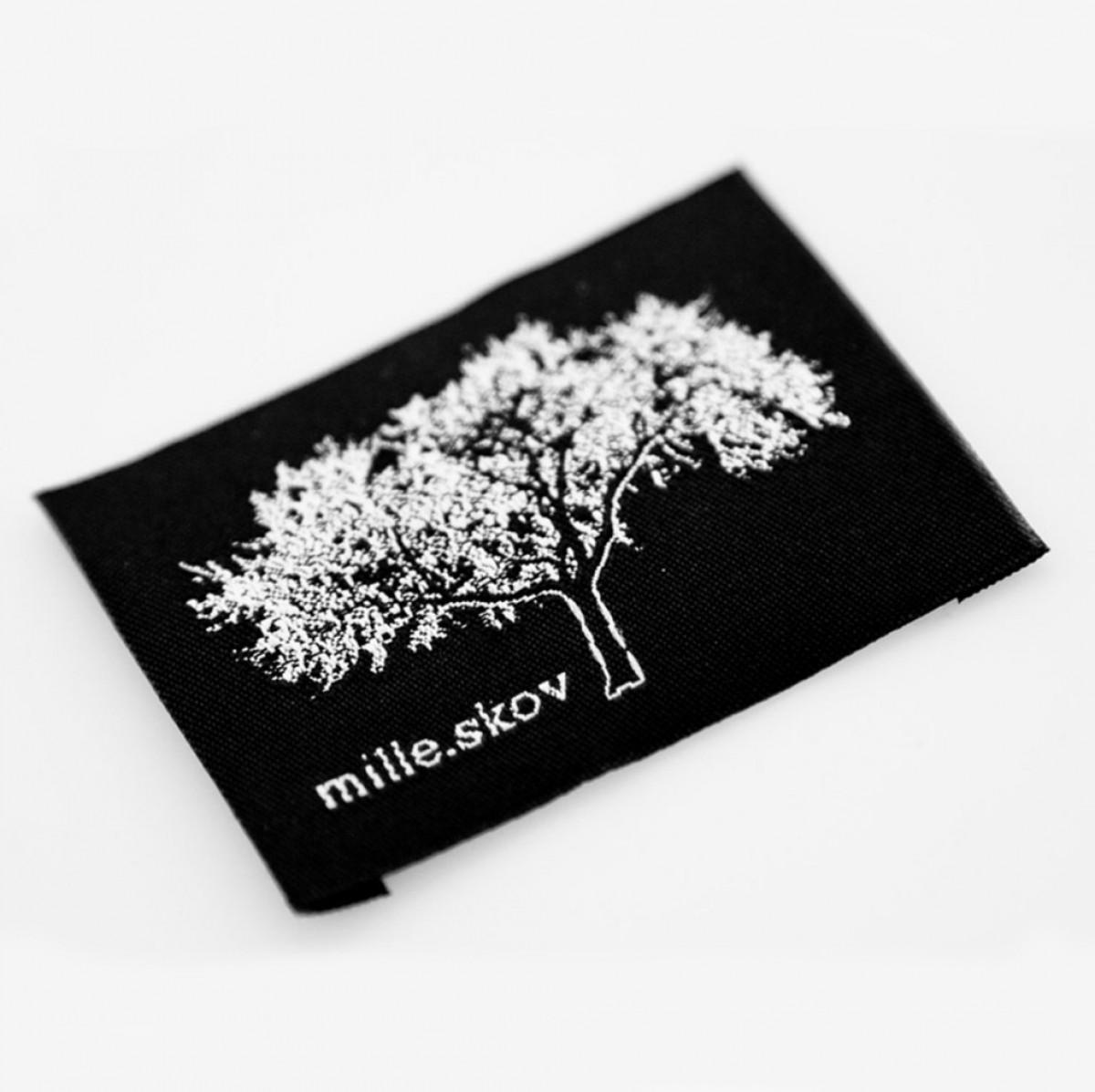Timbri Personalizzati Per Stoffa etichette in tessuto da cucire | ikast - label yourself